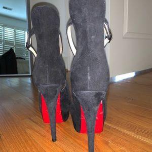 Christian Louboutin Holly Crisscross Sandals